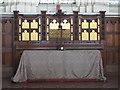 NZ2464 : The Church of St. Thomas The Martyr, Barras Bridge / St. Mary's Place, NE1 - altar by Mike Quinn