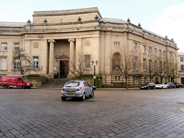 Bolton Magistrates' Court  and Police Station