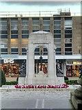 SD7109 : Bolton Cenotaph by David Dixon
