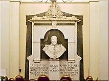 SD7109 : Edward VII, Bolton Festival Hall by David Dixon