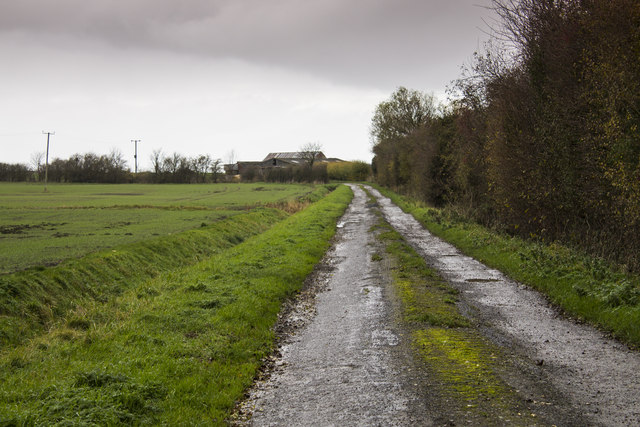 Road to Dryby Farm