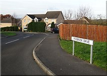 SK3569 : Foxbrook Drive, Walton, Chesterfield by Neil Theasby