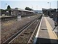SU7106 : Havant railway station, Hampshire by Nigel Thompson