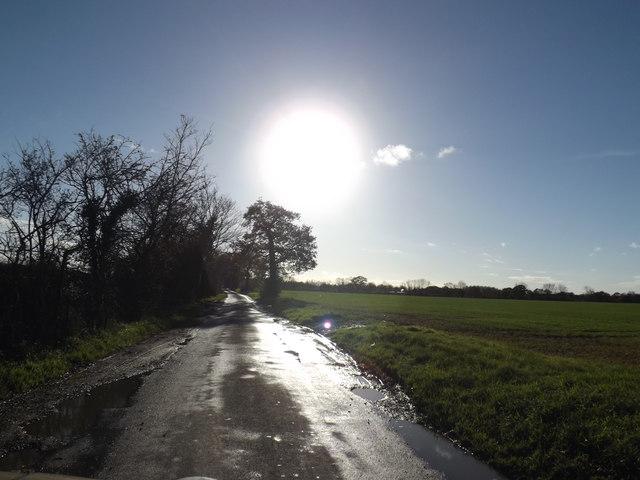 Oxnead Lane,Topcroft