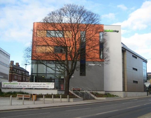 Wakefield College #3