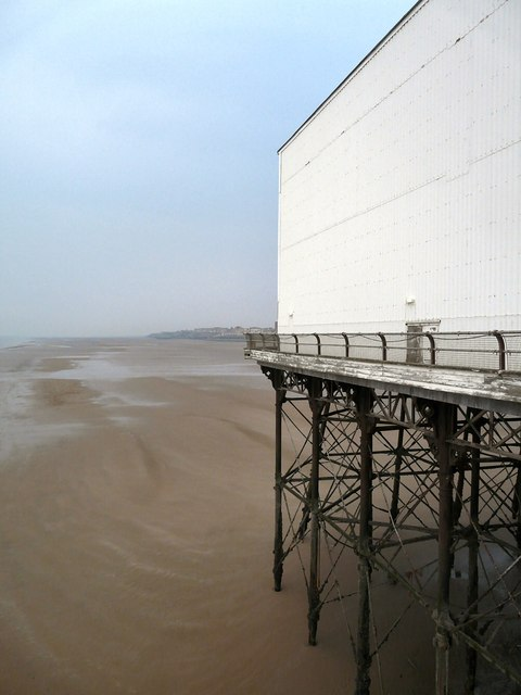 End of the North Pier