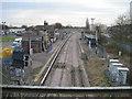 TQ5882 : Ockendon railway station, Essex by Nigel Thompson