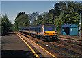 J4882 : Bangor bound train at Carnalea - 1999 by The Carlisle Kid