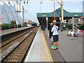 TQ8885 : Southend Central railway station, Essex by Nigel Thompson