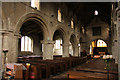 TF3224 : St.Mary's nave by Richard Croft