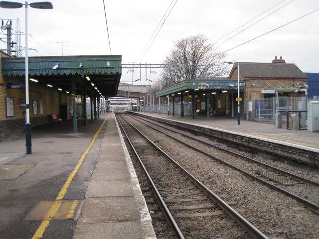 Dagenham Dock Railway Station Greater 169 Nigel Thompson