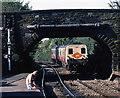 J4881 : The Thinker - Bangor West station - 1990 by The Carlisle Kid