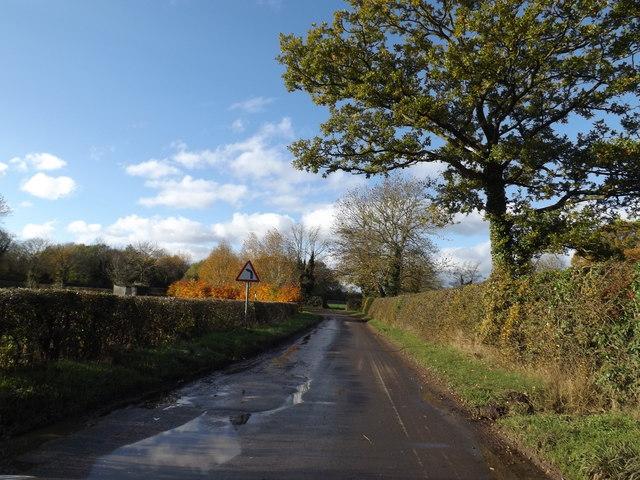 Barford Road, Topcroft Street