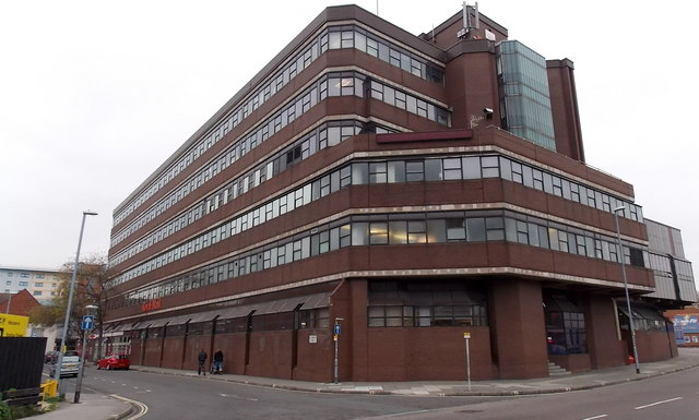 Royal Mail and Post Office building, Portsmouth