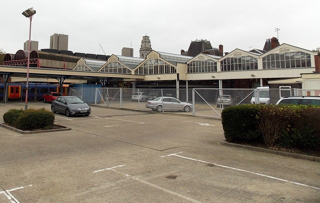 Portsmouth & Southsea railway station