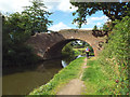 SP1472 : Bridge 24 from the east, Stratford-upon-Avon Canal by Robin Stott
