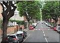 O1636 : Traffic calming measures in Hollybank Road, Drumcondra by Eric Jones
