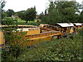 ST2125 : Part of a long track maintenance train, Taunton(1) by Jaggery