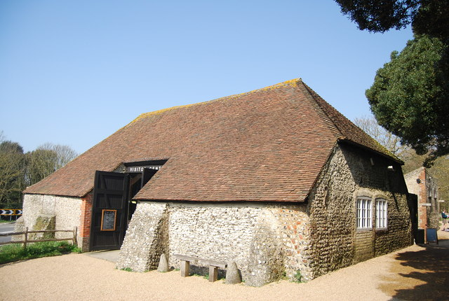 Visitors Centre, Seven Sisters Country Park
