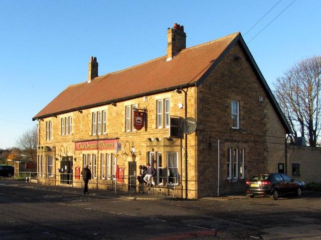 'The Original Masons', Hexham Road, Walbottle
