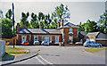 TL8544 : Former Long Melford station, 2003 by Ben Brooksbank