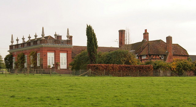 Manor Farm, Weston Patrick