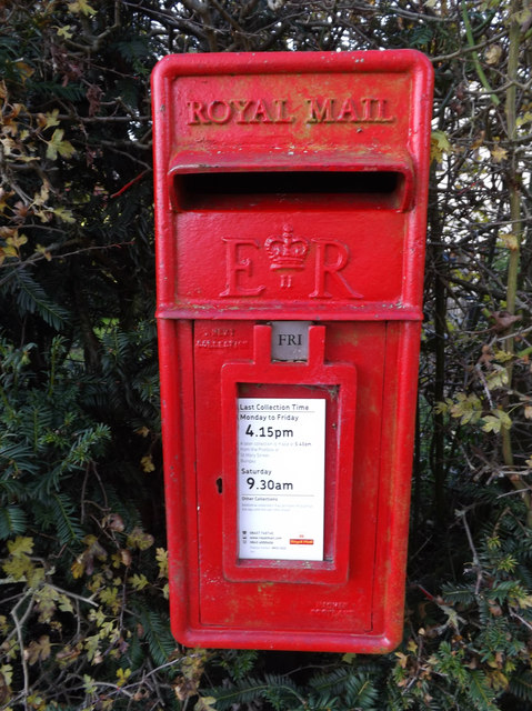 The Green Postbox