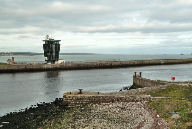 Mouth of the River Dee