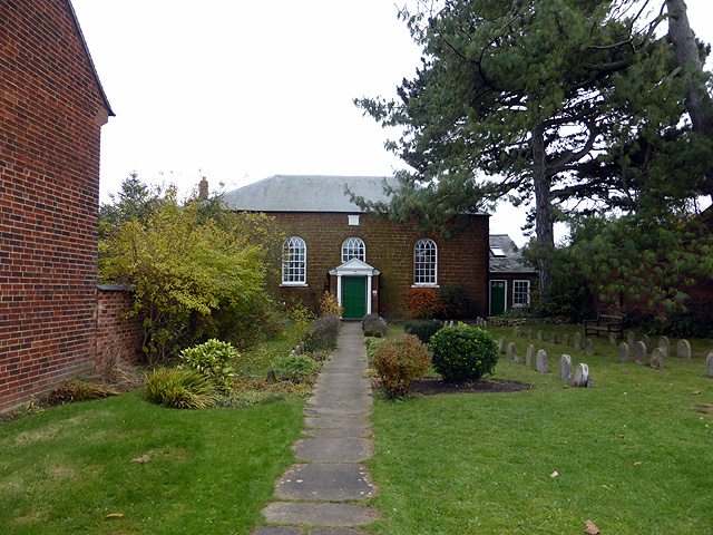 Wellingborough Friends' Meeting House and Burial Ground
