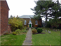 SP8868 : Wellingborough Friends' Meeting House and Burial Ground by John Lucas