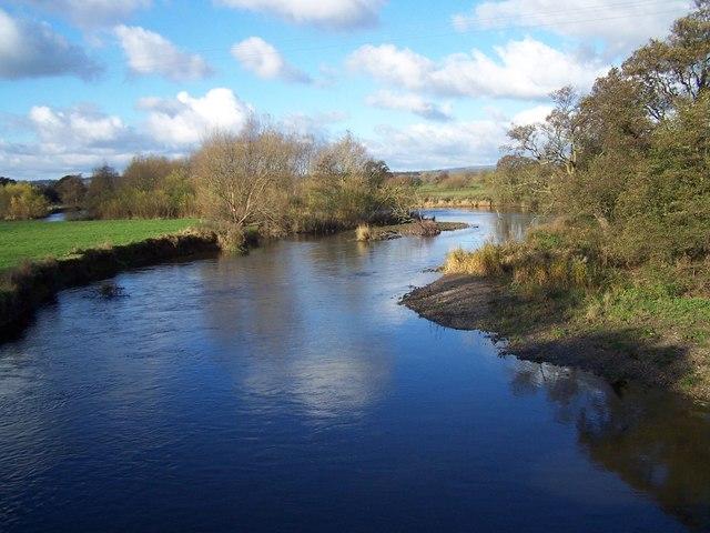 River Dove From Dove Bridge