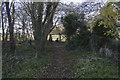 TF0409 : Entrance to Macmillan Way by J.Hannan-Briggs