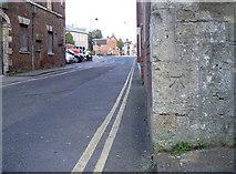 ST8558 : Back Street benchmark by Neil Owen