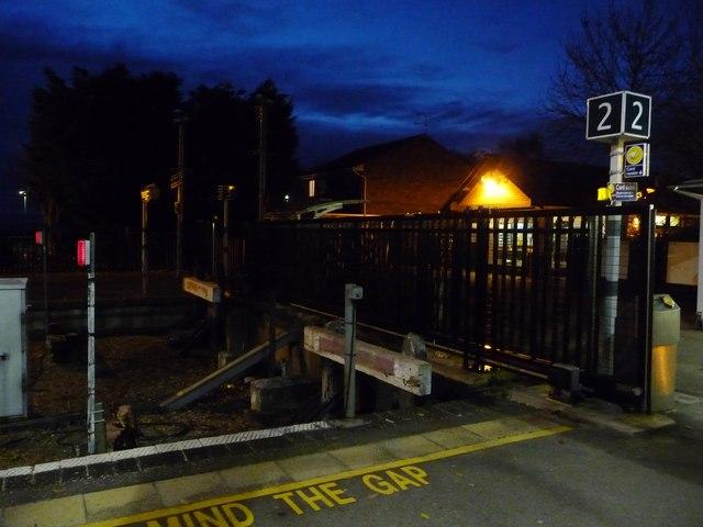 The end of the line, Tattenham Corner