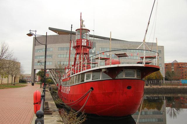 Goleulong 2000 Lightship
