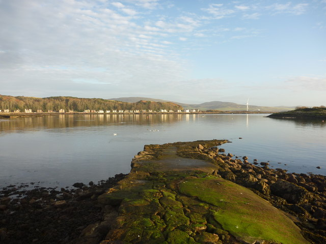 Firth Of Clyde : Newtown Bay, Millport