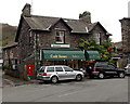 NY3307 : Croft House Bakery and Post Office, Grasmere by Jaggery