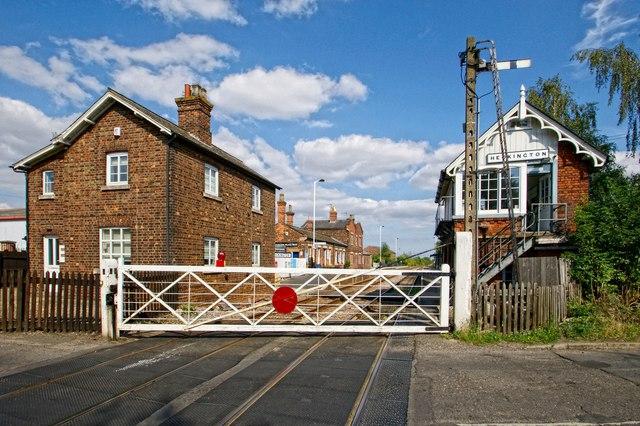Railway Station, Heckington