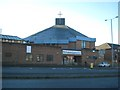 SP0687 : Birmingham Christian Centre, Parade by Robin Stott