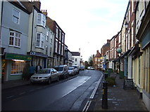 TA1767 : High Street, Old Town by JThomas