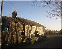SX3358 : Cottage, Trerulefoot by Derek Harper