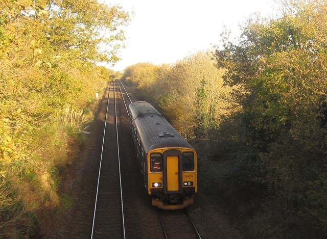 Train, Trerulefoot