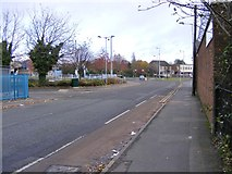 SO9298 : Lower Walsall Street Scene by Gordon Griffiths