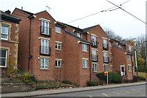 SK3488 : Apartment Block, Langsett Road, Sheffield by Terry Robinson