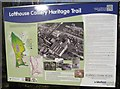 SE3224 : Lofthouse Colliery Nature Park – Heritage Trail #1 by Mike Kirby