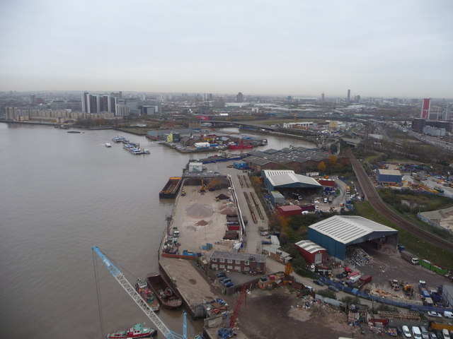 Thames Wharf