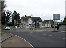 SK0220 : The Wolseley Arms, at Wolseley Bridge, near Rugeley by Tricia Neal