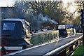 NT2371 : Houseboats, Union Canal Edinburgh by Jim Barton