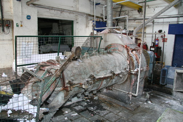 Frogmore Mills - pulping machine