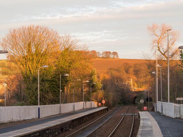 Aberdour Station